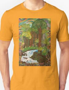 Rainforest - vivid T-Shirt