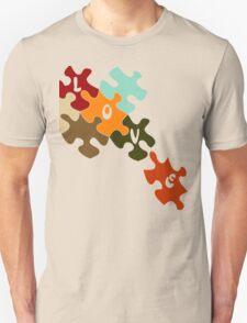 Pieces of love  Unisex T-Shirt