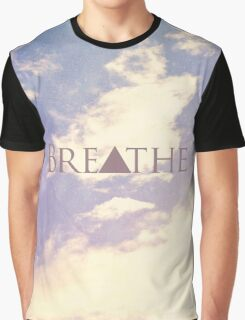 Breathe Graphic T-Shirt
