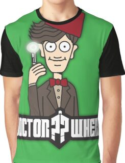 Doctor Where Graphic T-Shirt