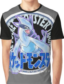 Pokemon Returns: Silver Graphic T-Shirt