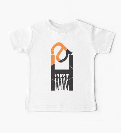 Monograms design Baby Tee