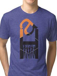 Monograms design Tri-blend T-Shirt