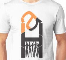 Monograms design Unisex T-Shirt