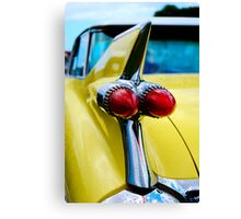 59 Caddy Fin Canvas Print
