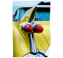 59 Caddy Fin Poster