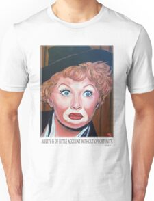 Lucille Ball Unisex T-Shirt