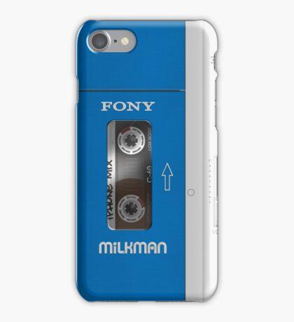 Cassette Player (Vintage Sony Walkman) iPhone Case/Skin