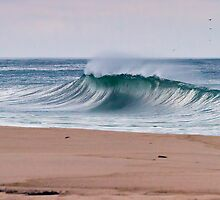 Outer Beach Off Limits by Trevor Murphy