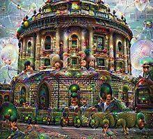 Oxford Machine Dreams by Nicole Petegorsky