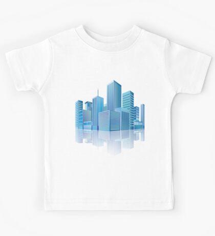 City Scape Kids Tee