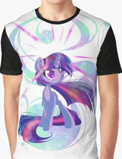 Sparkle In Your Dedication Graphic T-Shirt