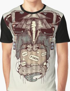 Transcendental Tourist Graphic T-Shirt