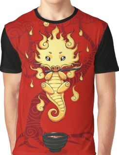 Dragon Tea Graphic T-Shirt