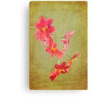 Verdant Orchid Canvas Print