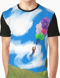 fly away... Graphic T-Shirt