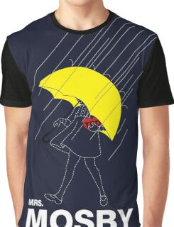 Mrs. Mosby Graphic T-Shirt