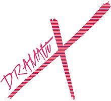 DramatiX X Logo by DramatiX
