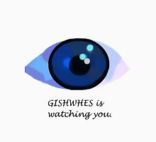 GISHWHES is watching you. Unisex T-Shirt