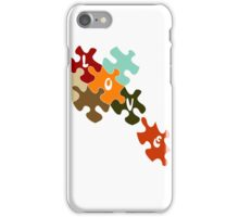 Pieces of love - case iPhone Case/Skin