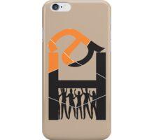 Monograms design iPhone Case/Skin