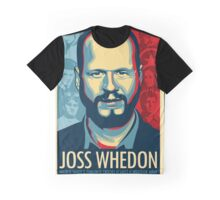 Joss Whedon Is My Master Now Graphic T-Shirt