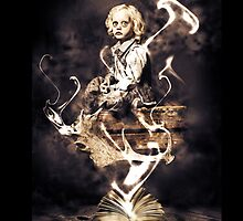Horror Girl by Marcela Neamtu