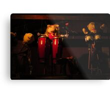 Muppet Rock Metal Print