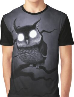 Whoo? Graphic T-Shirt