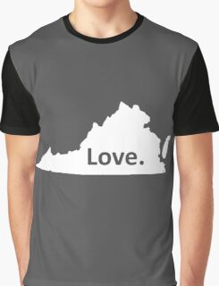 Virginia Love Graphic T-Shirt