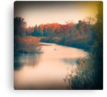 Holga Autumn Canvas Print
