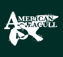 American Seagull by Furion007
