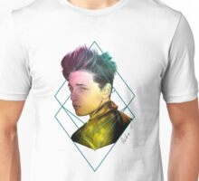 Erika Linder Rainbow Hue Unisex T-Shirt