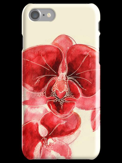 Orchid by Nastia Larkina