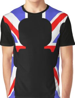 Minifig Union Jack Graphic T-Shirt
