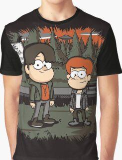 POP. 16,661 Graphic T-Shirt