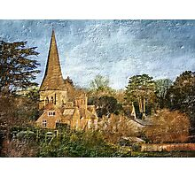 Whitchurch (Hampshire) Photographic Print