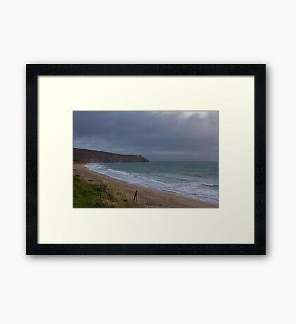 Praa Sands Framed Print