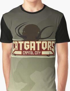 Capitol City Catgators Graphic T-Shirt