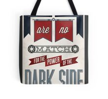 Star Wars Quote Poster Tote Bag