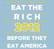 Eat The Rich by BNAC - The Artists Collective.