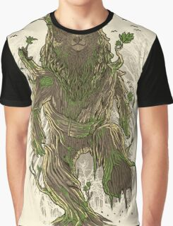 Treebear Graphic T-Shirt