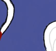 Camelot Dragon Sticker