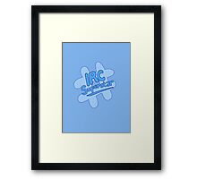 IRC Superstar Framed Print