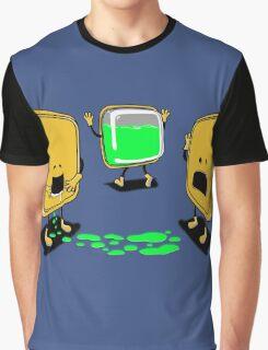 Radioactive Tupper Graphic T-Shirt