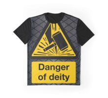 Danger of Deity Graphic T-Shirt