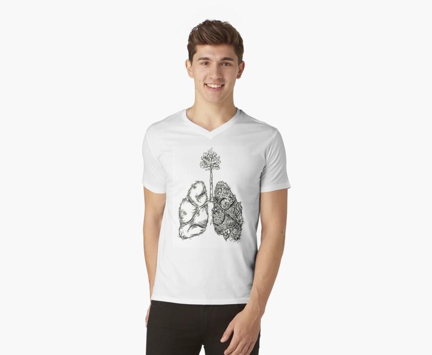 Lungs by paulinaak