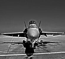 F 18 Hornet by Buckwhite
