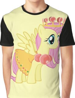 Princess Fluttershy Lolly Graphic T-Shirt