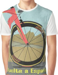 Vuelta a España Bike Graphic T-Shirt